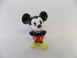 Disney Vintage Mini Mickey Mouse Figurine  - $20.00