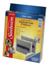 "Sunbeam Universal Humidifier Filter Replacement 8"" x 7"" x 7/8"" Cut to Fi... - $11.74"