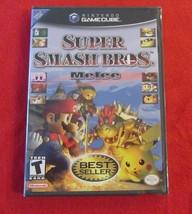 Super Smash Bros Melee (Nintendo GameCube, 2001) Brand New - $222.74