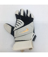 1Youth Small Nike Fit Dry Batting/Golf Glove White/Black- Right Hand Glo... - $5.89