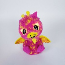 Hatchimals Surprise Giraven PINK Twin Electronic Interactive Animal Toy #s2 - $8.91