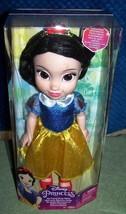 "Disney Princess MY FRIEND SNOW WHITE 14""H New - $25.88"
