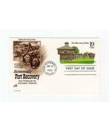 FDC POSTCARD- FORT RECOVERY, OHIO-BICENTENNIAL- 1993  ARTCRAFT CACHET BK14 - $1.47