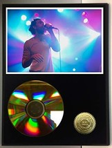 Edward Sharpe and the Magnetic Zeros Limited Edition 24 Kt. Gold CD Display Plaq - $56.95