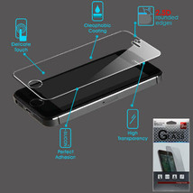 For Apple iPhone 5 5s 5c SE Tempered Glass Screen Protector Guard Film Premium - $6.43