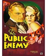 Decorative Poster.Interior wall art room design.Public enemy retro movie... - $9.90+