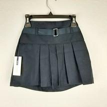 Izod Little Girls Skort School Wear Size 6X Navy Blue MM10  - £7.18 GBP