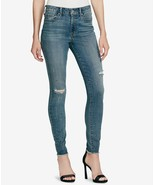 Jessica Simpson Juniors Curvy High Rise Skinny Jeans,  Size 25, MSRP $89 - $29.69