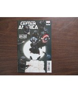 Captain America #7  VF/NM Condition Marvel Comics 2019 - $13.00
