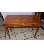 Oak Piano Bench with Lift Seat  (RP) - $299.00