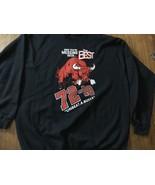 VTG Chicago Bulls SweatShirt 72 10 Michael Jordan NBA 90's Mens 2XL - $42.75