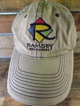 RAMSEY Media Works Advertising Agency Adjustable Adult Hat Cap  - $13.85
