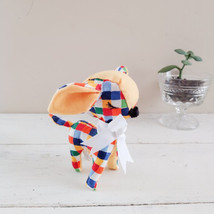 Little deer plush art doll in yellow - $35.00