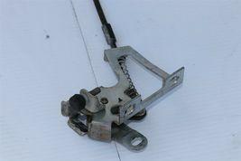 Mercedes R107 560SL Convertible Top Tonneau Cover Crank Release Latch Mechanism image 8
