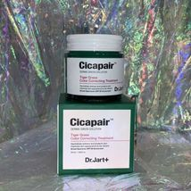 NEW IN BOX SEALED Exp 2022 Dr. Jart Color Correcting Tiger Grass Cicapair Cream image 7