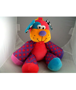 LAMAZE Plush toy dog Learning Curve international Squeek legs crinkle ea... - $14.84