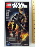 Lego 75119 Sergeant Jyn Erso Star Wars Rogue One 104 Pieces Factory Seal... - $19.79