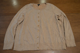Women's Talbots Petites Button Down Cardigan Sweater Size 1Xp - $7.62