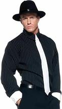 "UNDERWRAPS ""GANGSTER STRIPED"" ADULT MEN'S SHIRT OS #29116 BRAND NEW - $14.84"