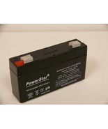 6V 1.2Ah GE Interlogix 60-914 Back-Up Battery for GE Simon 3 & GE XT Panel - $9.00