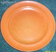 Homer Laughlin (Art Wells Glazes) Brown Sienna Dinner Plate (~1937) - $17.45