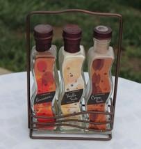 Starbucks Spice Coffee Flavoring Flavor Rack Holder Jar Container Shonfi... - £18.03 GBP