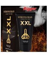 New Strong Man Titanium Gel Xxl Cream Penis Enlargement Cream Increase G... - $27.80