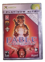 Fable The Lost Chapters  Brand New Sealed XBox Game * Microsoft - $14.88