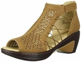 JBU Women's Nelly Wedge Sandal, Sand, 7 M US - $36.50