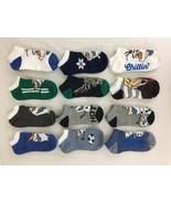 Disney Frozen Socks Low Cut Olaf Kristoff Sven 12 Pairs Sizes SM or ML - $10.99