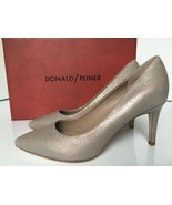 Donald Pliner Ibby Pump - Women's Size 6 M,Light Pewter - $77.66