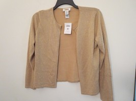 Women's Petite Size 10P Sweater Silk & Angora Rabbit Hair New With $188.00 Tag - $37.22