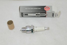 NGK BP7HS Standard Replacement Spark Plug Nickel Five Rib Insulator image 1