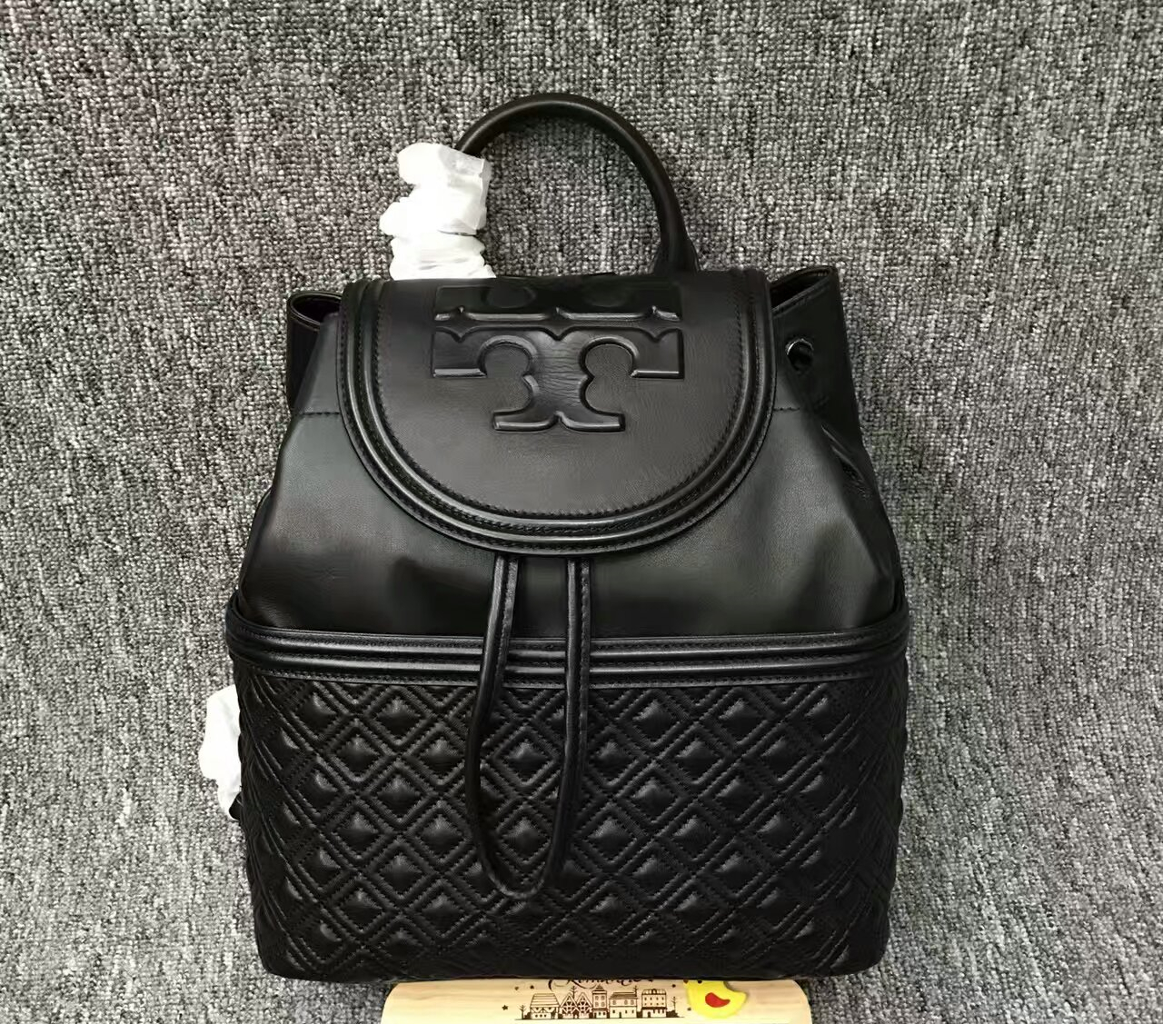 e335b62ffed Authentic Tory Burch Fleming Backpack and 50 similar items.  Mmexport1481874568866. Mmexport1481874568866