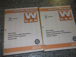 2005 Buick CENTURY Service Shop Repair Workshop Manual SET FEO FACTORY GM - $89.08