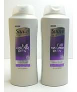 2 Suave Professionals Full Volume Body Thick Full Conditioner 28 Oz Salo... - $24.74