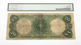 1880 $20 United States Note Fr #147 Graded by PMG as Fine 12 image 3
