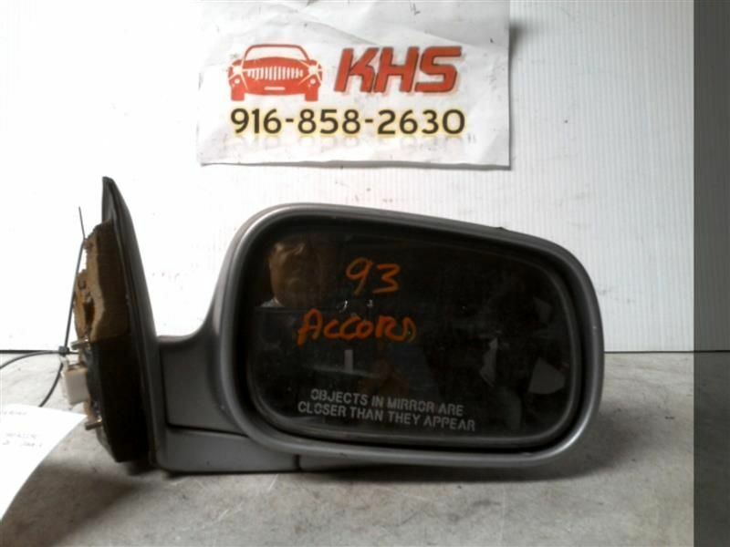 Primary image for Passenger Right Side View Mirror Power Station Wgn Fits 90-93 ACCORD 13089