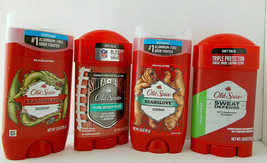 Old Spice Mens Deodorant Dragonblast Bearglove Sweat Defense  - $8.99