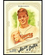 2018 Allen and Ginter #261 Brooks Robinson NM-MT Orioles - $0.75