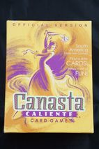 CANASTA CALIENTE! Card Game Two Decks Official Version Hasbro 2001 New USA - $18.87