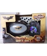 Fisher Price DC Batman Begins Gift Set 3D Viewer 3 Reels & Reel Storage ... - $24.95