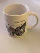 New 1990 Utah Coffee Cup ZCMI Department store Capitol Building - $15.00