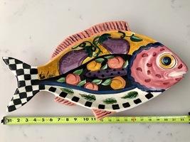 Vicki Carrol Pottery - Bon Appetite Pottery - L... - $65.00