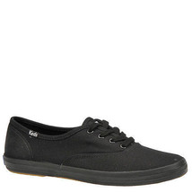Keds WF59206 Women's Shoes Champion Sateen Black, 9 Med - $39.59