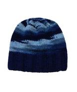Closet Values Toddler Boys Size 2T-3T Navy Blue Knit Beanie Hat - $7.99