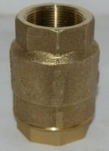 Watts LF600  Bronze Silent Check Valve 1 1/2 Inch 0555179 image 1