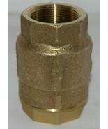 Watts LF600  Bronze Silent Check Valve 1 1/2 Inch 0555179 - $139.99