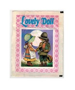 Lovely Doll 1980 Flash Lampo Sealed Pack Stickers - $2.00