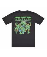 Nickelodeon Boys Teenage Mutant Ninja Turtles Glow Black Tee - $12.95